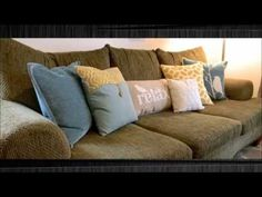 17 Stunning Accent Pillows for Sofa