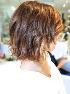 awesome 21 Gorgeous Wavy Bob hairstyles //  #Gorgeous #Hairstyles #wavy