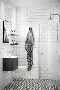 """""""Vedum Flow"""" LOVE the wall tiles and floor tiles. This pic seems more """"realistically"""" like our bathroom in terms of size"""