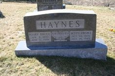 Posey Bruce Haynes