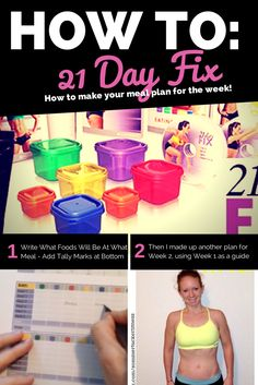 What Do I put in my containers for the 21day fix? How do I plan my meals? Where does my shake go? This is a comprehensive video on how to meal plan for the 21 day fix!