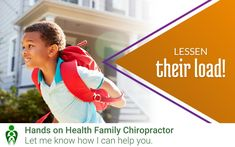 Chiropractic Clinic, Family Chiropractic, Bring It On, Let It Be, Holistic Approach, Homework, I Can, Lockers, Safety