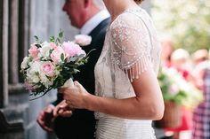 Pale Blue and Pretty Maids and an Elegant Jenny Packham 'Damask' Bride… Jenny Packham Wedding Dresses, Jenny Packham Bridal, Art Deco Wedding, Wedding Blog, Wedding Ideas, Farm Wedding, Wedding Designs, Vintage Style Wedding Dresses, Wedding Styles