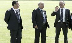 -Guillermo Álvarez y su hijo se encuentran en una disputa por decidir quién será el próximo entrenador de La Máquina