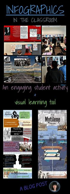 BLOG POST on Infographics in the classroom