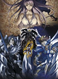 Saint Seiya: The Lost Canvas – Myth of Hades