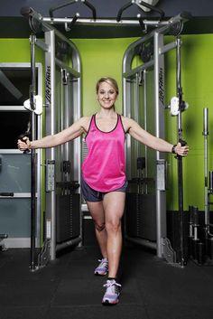 Best Gym Arm Machines - Simple Arm Exercises