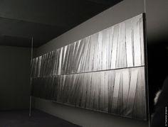 Outrenoir, Pierre Soulages Musée Soulages, Rodez, Aveyron, France