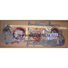 6136-K2-9901/Komatsu-DETCH GASKET KIT LOWER Cummins, Spare Parts, K2, Engine, Motor Engine, Motorcycle