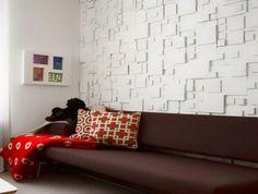 white textured wallpaper ideas