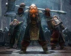 Fantasy Dwarf, Fantasy Warrior, Fantasy Rpg, Medieval Fantasy, Fantasy Artwork, Dnd Characters, Fantasy Characters, Tolkien, Character Portraits