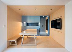 Apartment in Korydallos / Plaini and Karahalios Architects