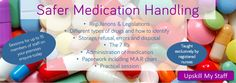 Medication training, manual handling train the trainer. Caring for Care are a national healthcare training provider. Our high quality, cost effective training is delivered by practicing healthcare professionals.