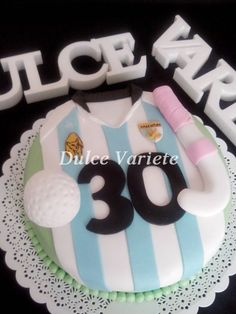 Torta Hockey Las Leonas