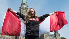 Gymnast Rosie MacLennan has been named Team Canada's flag bearer for the Opening Ceremony of the 2016 Rio Olympics.
