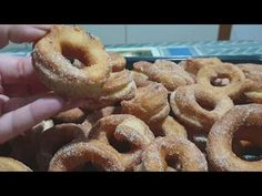 Bagel, Doughnut, Bread, Desserts, Youtube, Food, Dessert Recipes, Breakfast Bagel, Food Processor