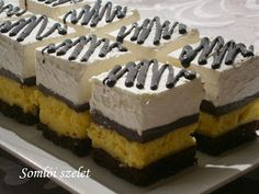 Croatian Recipes, Hungarian Recipes, Hungarian Food, Ital Food, Cake Cookies, Cupcakes, My Recipes, Dessert Recipes, Eat Pray Love