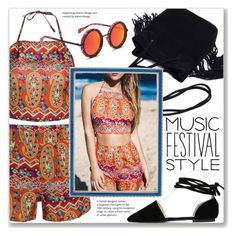 """""""Best Festival Trend :: Boho"""" by jecakns ❤ liked on Polyvore featuring Haffke"""