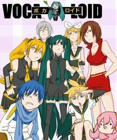 Soul eater x vocaloid | two of my fav stuff together!!!! Awesome!!!