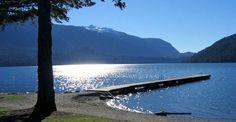Cultus Lake Park BC Canada  I grew up swimming in this lake!