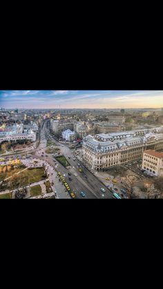 Universitate București Bucharest, City Photo