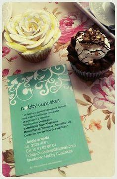Merienda en La Pelu con Hobby Cupcakes!