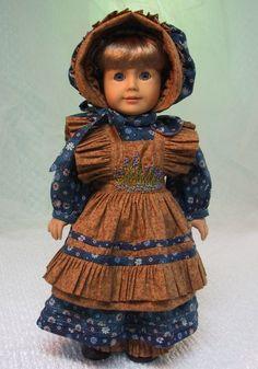 MHD Designs - Bonnet De Soleil - Fashion Pattern for 18 Inch American Girl Dolls