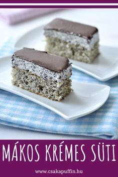 Poppy Cake, Mom Cake, Cake Bars, Apple Cake, Nutella, Bakery, Food And Drink, Favorite Recipes, Sweets