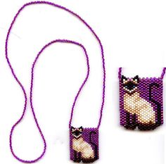 1052 Best Beaded Cats Images In 2019 Embroidery Cross