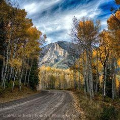 """Colorado Josh Photography: """"Kebler Road"""""""