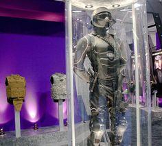 PROTECTIVE PRODUCTS' Futuristic Body Armor