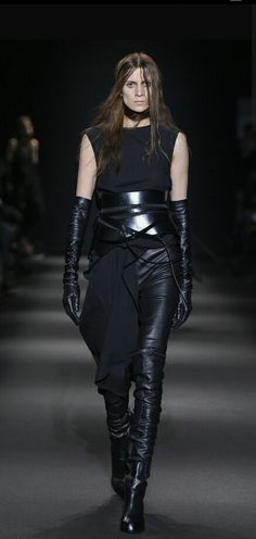 Belt - Ann Demeulemeester Autumn/Winter 2015-16 Ready-To-Wear