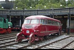 RailPictures.Net Photo: Untitled rail bus at Westfallen area, Germany by mark woody