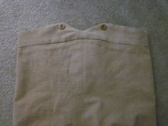 Beauregard's Tailor Like This Page · May 27, 2013   Confederate Commutation Trousers