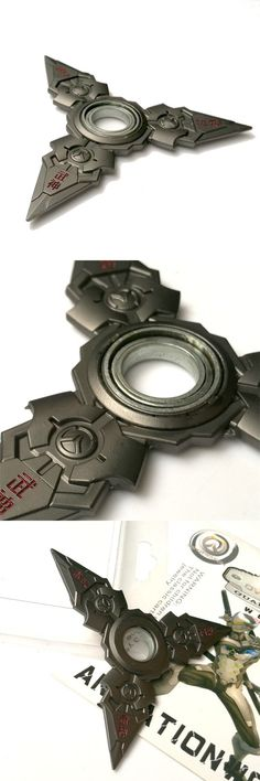 Spinner of King of Kongfu (Chinese character on the spinner, Chinese pinyin, Wushen)