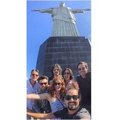 Oq?!!Eles vieram para o Brasil e eu n tô sabendo???