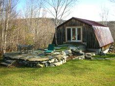 Bethel Vacation Rental - VRBO 168771 - 1 BR VT House, Solar-Powered Barn Loft
