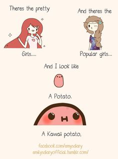 Yup ima potato