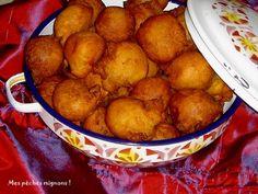 version-africaine des beignets à la banane