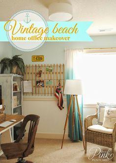 beach office decor. beach office decor vintage home makeover c