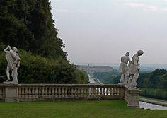 Diana & Apollo Vista - Reggia di Caserta Italy