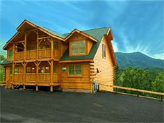 Top Of The World Cabin Rental Pigeon Forge | Cabins In Gatlinburg ...