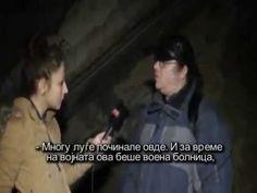 Paranormal Activity in Parnitha Sanatorium With Marija Kotovska MRT TV Skopje