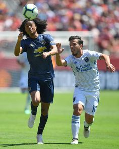 Maillot Domicile Manchester United Tahith Chong