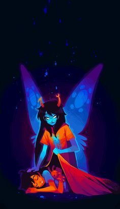 *Can't stop listening to 'Do You Remem8er Me'* Vriska, stop it, I used to hate you.