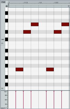 For my thesis ive been gathering good drum machine patterns in this tutorial were going to learn how to make and mix a drum patternsableton fandeluxe Images