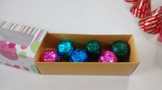 Chocolate Bombs With Rice Crispies, Diwali Hamper