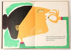 I Know an Old Lady, illustrated by Abner Graboff