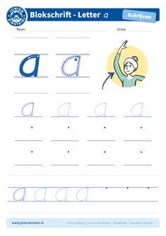 Script Lettering, Home Schooling, Kids Learning, Einstein, Homeschool, Handwriting, Tortellini, Activities, Preschool Printables