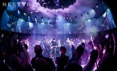 NextVR is teaming up with music promoter Live Nation to offer hundreds of concerts in virtual reality. Could this be the non-gaming experience the industry has been waiting for?